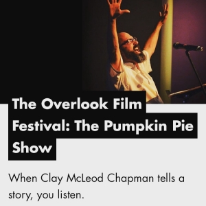 Birth.Movies.Death eats up the Pumpkin Pie Show!