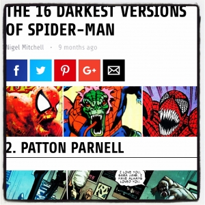 16 Darkest Versions of Spider-Man