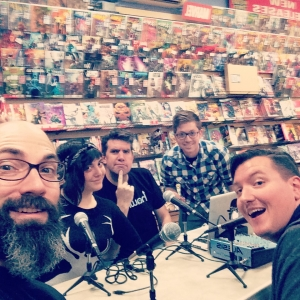 Midtown Comics Podcast!
