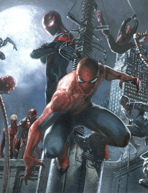 New Spider-Man story for Edge of Spider-Verse!