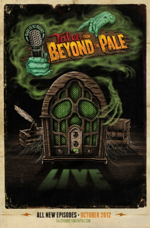 Tales from Beyond the Pale: LIVE this October!