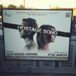 The reviews are in for HOSTAGE SONG