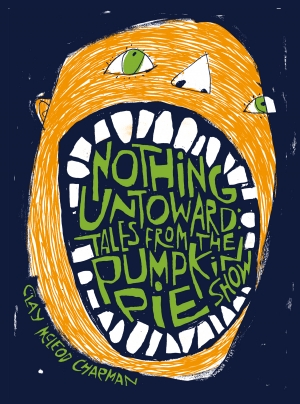 NOTHING UNTOWARD is on shelves now!