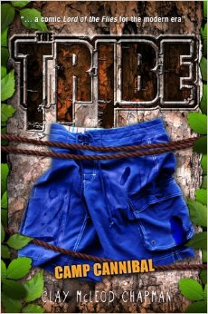 The Tribe II: Camp Cannibal book trailer!