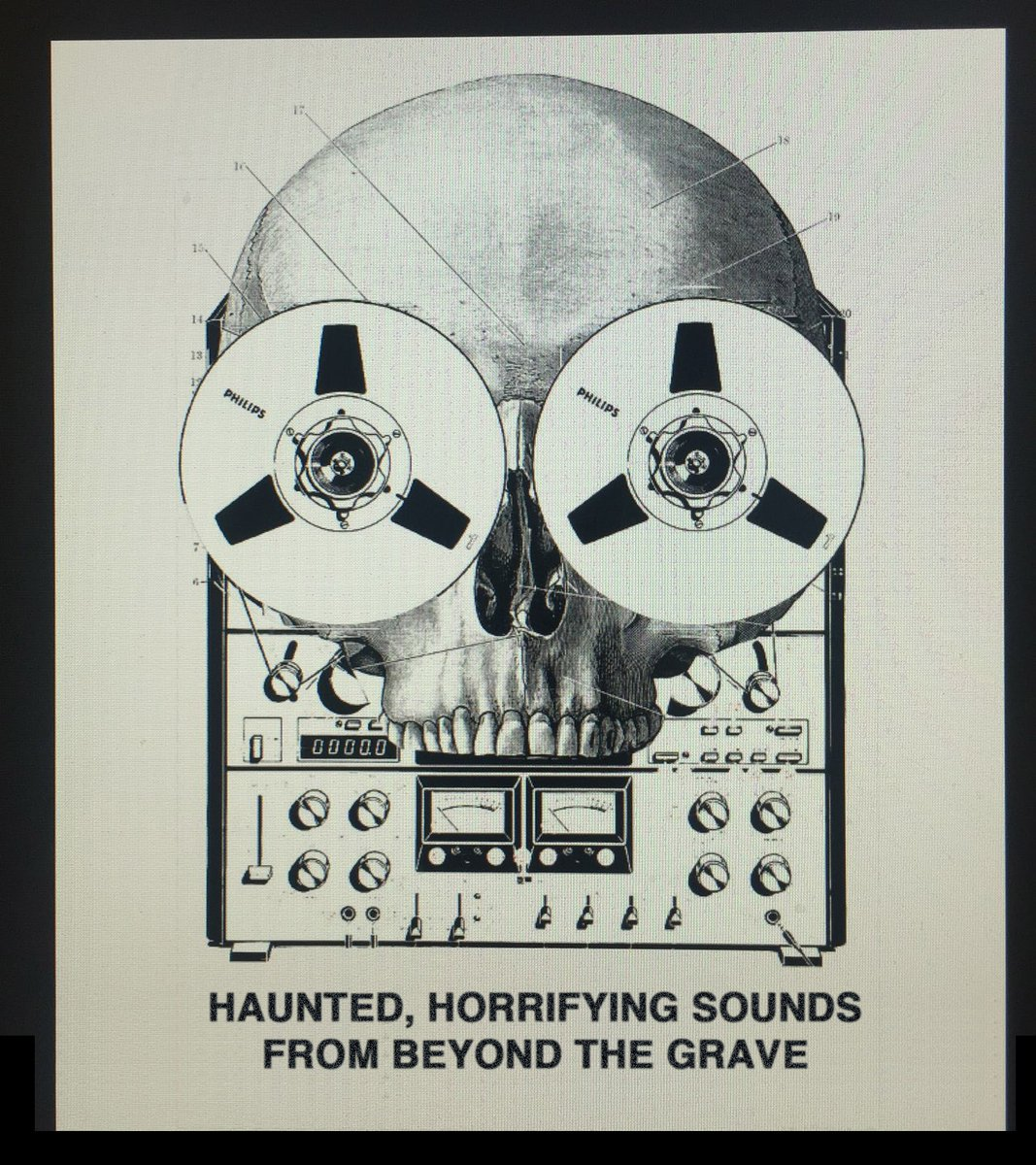 Haunted, Horrifying Sounds From Beyond The Grave (short)