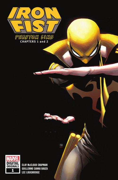 IRON FIST: PHANTOM LIMB #1