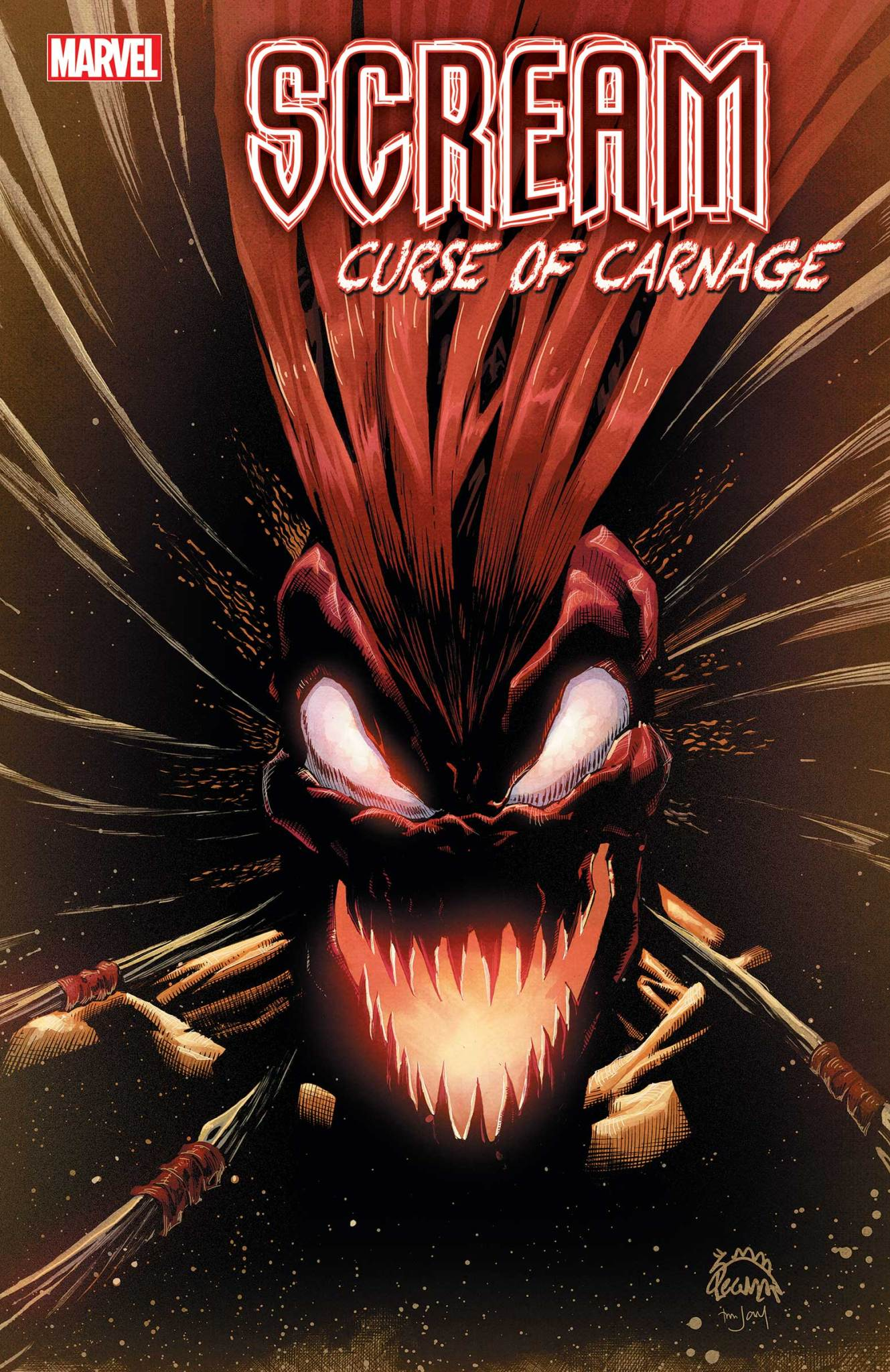 Scream: Curse of Carnage #5