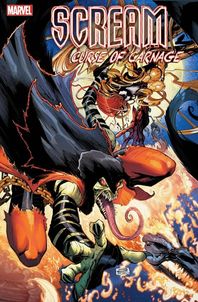 Scream: Curse of Carnage #7